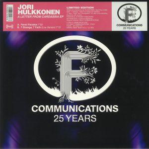 HULKKONEN, Jori - A Letter From Cardassia EP (remastered)