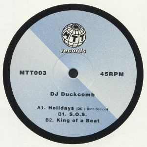 DJ DUCKCOMB - 87 88 89 Edits