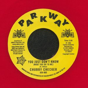 CHECKER, Chubby - You Just Don't Know (What You Do To Me)