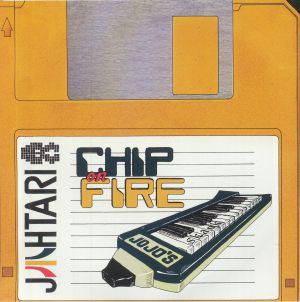 DISRUPT - Chip On Fire