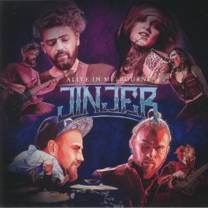 JINJER - Alive In Melbourne 2020