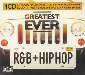 VARIOUS - Greatest Ever R&B & Hip Hop