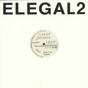 LEMMON GRASS - Elegal2 EP