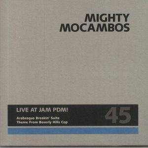 MIGHTY MOCAMBOS, The - Live At JAM PDM