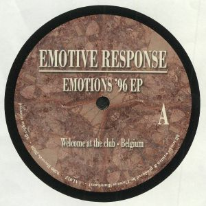 EMOTIVE RESPONSE - Emotions '96 EP