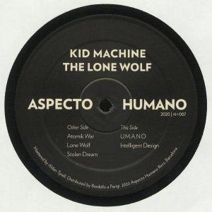 KID MACHINE - The Lone Wolf