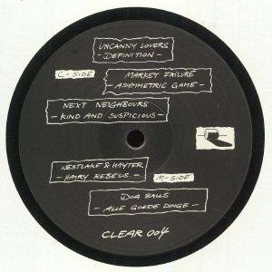 UNCANNY LOVERS/MARKET FAILURE/NEXT NEIGHBOURS/WESTLAKE & HAYTER/ DOG BALLS - Clear Memory 004