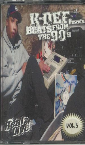 K DEF - Beats From The 90s Vol 3