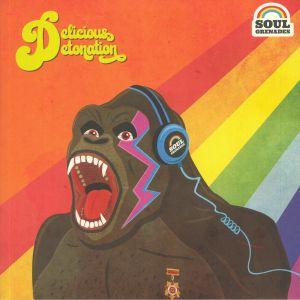 SOUL GRENADES - Delicious Detonation