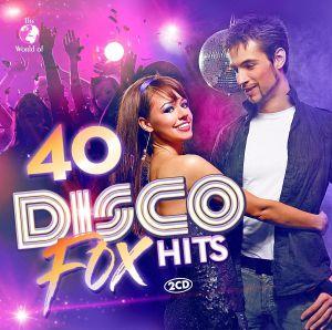 VARIOUS - 40 Disco Fox Hits