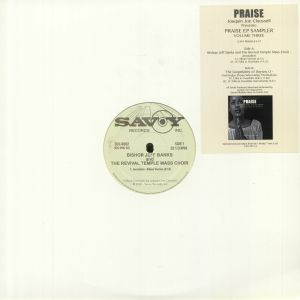 CLAUSSELL, Joaquin Joe/BISHOP JEFF BANKS & THE REVIVAL TEMPLE MASS CHOIR/THE GOSPELAIRES OF DAYTON O - Praise EP Sampler Volume Three (reissue)