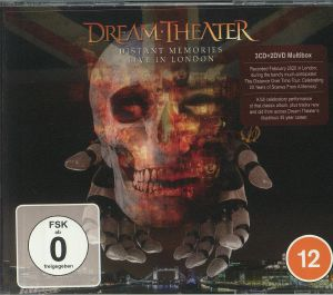 DREAM THEATER - Distant Memories: Live In London