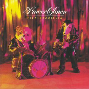 FILA BRAZILLIA - Power Clown (reissue)