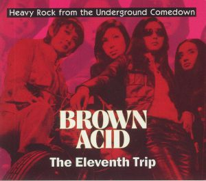 VARIOUS - Brown Acid: The Eleventh Trip