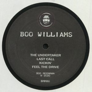 WILLIAMS, Boo - The Undertaker (reissue)