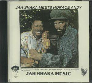 JAH SHAKA meets HORACE ANDY - Jah Shaka Meets Horace Andy