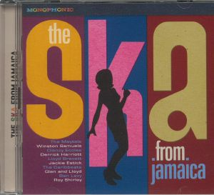 VARIOUS - The Ska From Jamaica