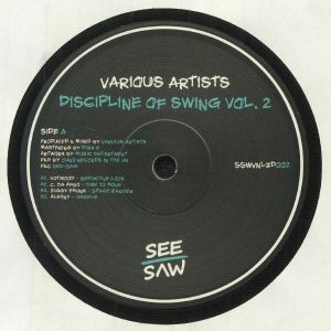 HOTMOOD/C DA AFRO/ZIGGY PHUNK/ALEXNY - Discipline Of Swing Vol 2