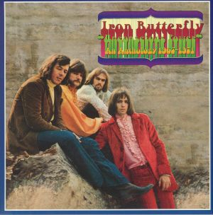 IRON BUTTERFLY - Unconscious Power: An Anthology 1967-1971 (remastered)