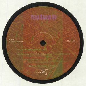 COSMIC TWIRL/REEKEE/OWEN JAY/TRANS OF LIFE/SOFATALK - Tera Suave EP