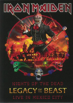 IRON MAIDEN - Nights Of The Dead: Legacy Of The Beast: Live In Mexico City