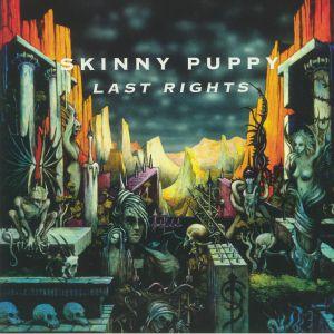 SKINNY PUPPY - Last Rights (reissue)
