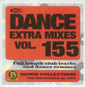 VARIOUS - Dance Extra Mixes Vol 155: Remix Collections For Professional DJs Only (Strictly DJ Only)