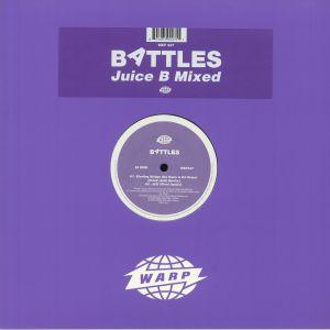 BATTLES - Juice B Mixed