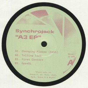 SYNCHROJACK - A3 EP