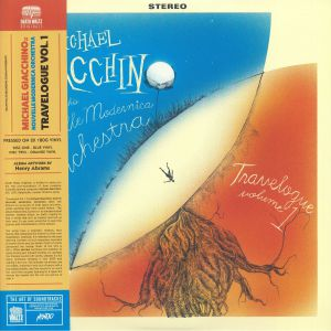 GIACCHINO, Michael with HIS NOUVELLE MODERNICA ORCHESTRA - Travelogue Volume 1