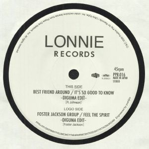 BEST FRIEND AROUND/FOSTER JACKSON GROUP - It's So Good To Know