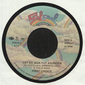 FIRST CHOICE - Let No Man Put Asunder