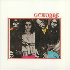 OCTOBRE - Octobre (reissue)