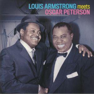 ARMSTRONG, Louis/OSCAR PETERSON - Louis Armstrong Meets Oscar Peterson
