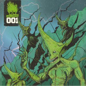 STAZMA THE JUNGLECHRIST/THE SATAN/DJ SKULL VOMIT/ULCERIUM - Helldrop 01