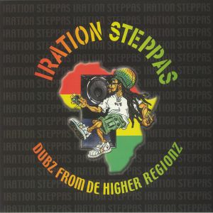 IRATION STEPPAS - Dubz From De Higher Regionz (reissue)