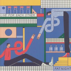 FAT NIGHT - Live For Each Other