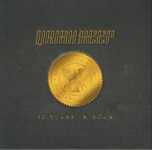 URIAH HEEP - 50 Years In Rock