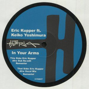 KUPPER, Eric feat KEIKO YOSHIMURA - In Your Arms