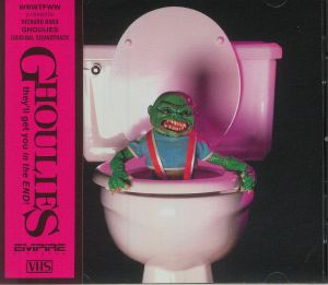 BAND, Richard - Ghoulies (Soundtrack) (reissue)