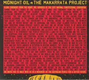MIDNIGHT OIL - Ther Makarrata Project