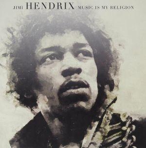 HENDRIX, Jimi - Music Is My Religion + Electric Church
