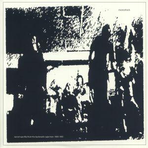 MONOSHOCK - Runnin' Ape Like From The Backwards Superman: 1989-1995