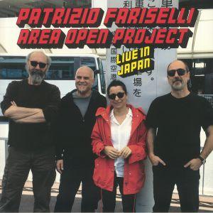 FARISELLI, Patrizio/AREA OPEN PROJECT - Live In Japan (Record Store Day 2020)