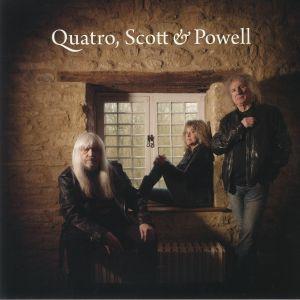 QUATRO SCOTT & POWELL - Quatro Scott & Powell (Record Store Day 2020)