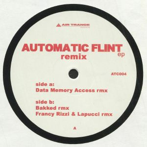 AIR TRANCE COMMUNICATIONS ITALY - Automatic Flint Remix EP