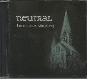 NEUTRAL - Luisenkirche Konigsberg