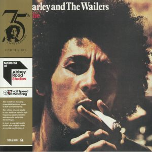 MARLEY, Bob & THE WAILERS - Catch A Fire (75th Anniversary Edition) (half speed remastered)