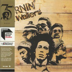 MARLEY, Bob & THE WAILERS - Burnin' (75th Anniversary Edition) (half speed remastered)
