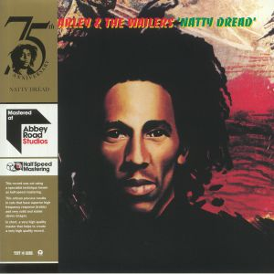 MARLEY, Bob & THE WAILERS - Natty Dread (75th Anniversary Edition) (half speed remastered)